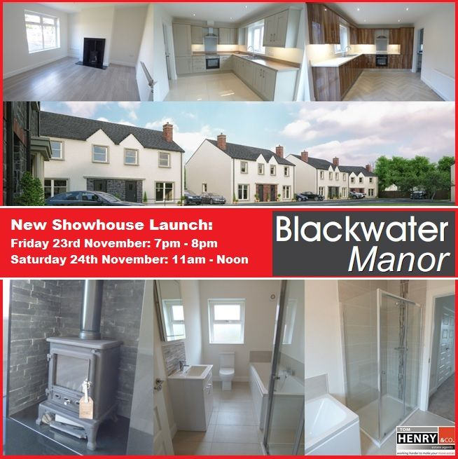 Blackwater Manor - New Showhouse Launch!