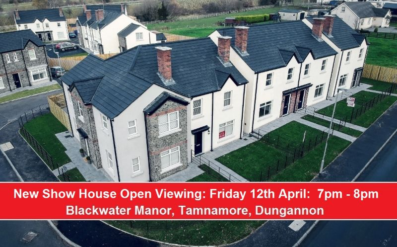 Blackwater Manor - New Show Home Open Viewing THIS Friday!