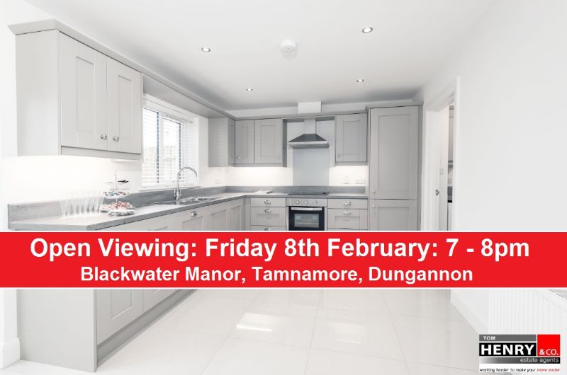 Blackwater Manor - ONLY 3 UNITS REMAINING - Open Viewing THIS Friday evening...