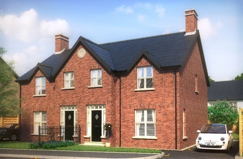 Lambfield Heights - Only two units left in this exceptionally popular development!