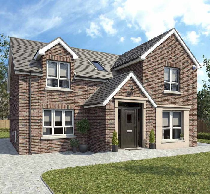 THE LAUREL, SITE 4 BROOKFIELD LANE, DUNGANNON