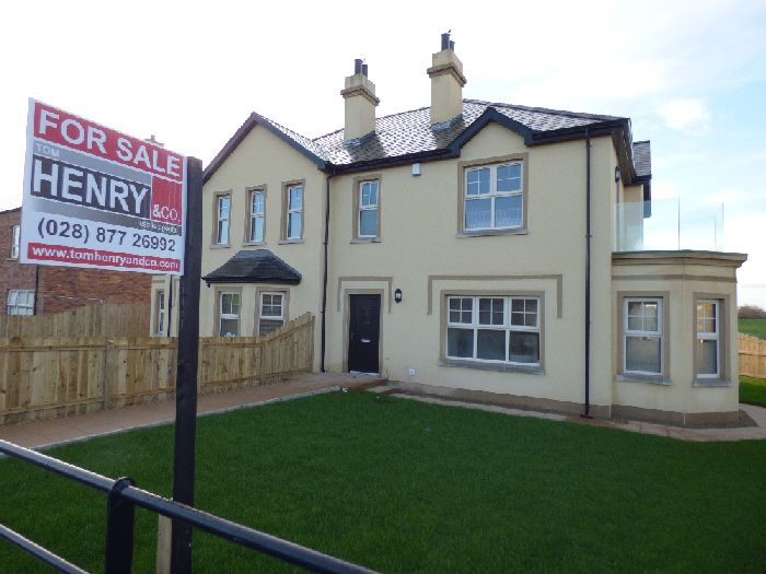 6 OLD CORN MILL DRIVE, DUNGANNON