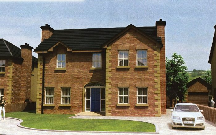SITE 11, HOUSE TYPE D CASTLEVIEW MANOR, DUNGANNON