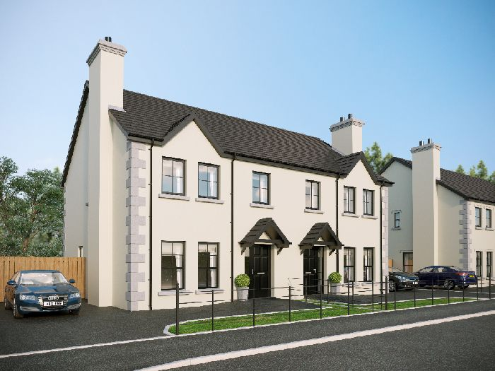 SITE 3, HOUSE TYPE B, FERNY PARK GARDENS, DONAGHMORE