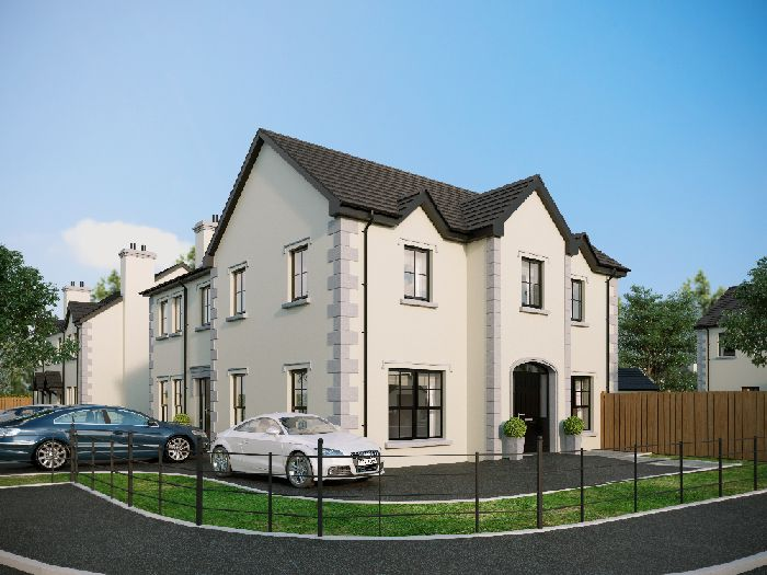 SITE 7, HOUSE TYPE C, FERNY PARK GARDENS, DONAGHMORE