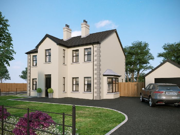 SITE 49, HOUSE TYPE H, FERNY PARK GARDENS, DONAGHMORE