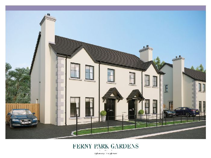 SITE 14, THE CARNTOGHER - HOUSE TYPE B, FERNY PARK GARDENS, DONAGHMORE