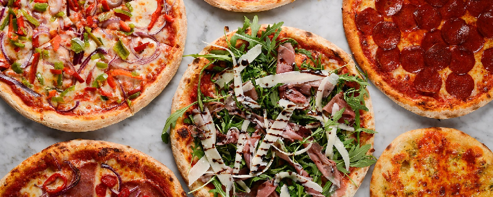 ARTISAN PIZZA TAKEAWAY & DELIVERY BUSINESS