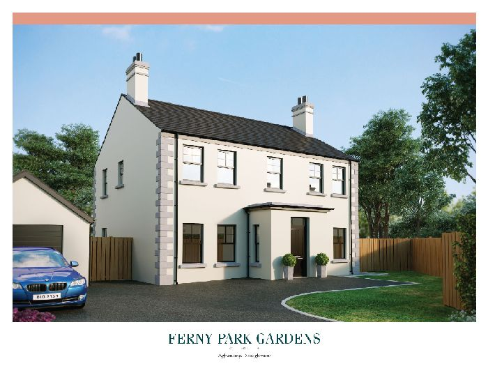 SITE 17, THE LOUGHERMORE - HOUSE TYPE E, FERNY PARK GARDENS, DONAGHMORE