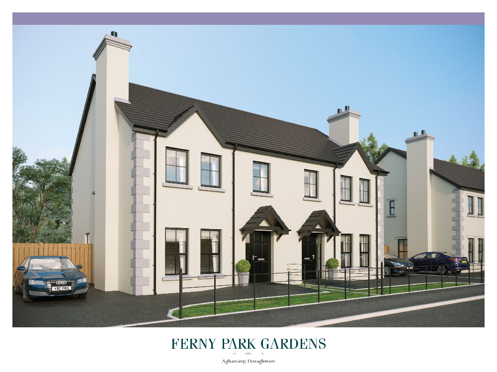 SITE 21, THE CARNTOGHER - HOUSE TYPE B, FERNY PARK GARDENS