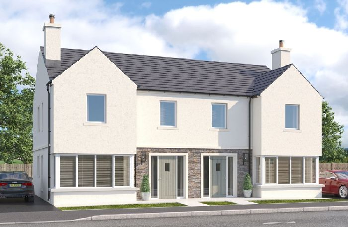 SITE 3, THE GATELY, ELM PLACE, DUNGANNON