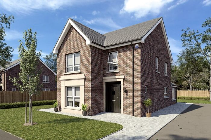 SITE 176 - THE BOURNE, BROOKFIELD AVENUE, DUNGANNON