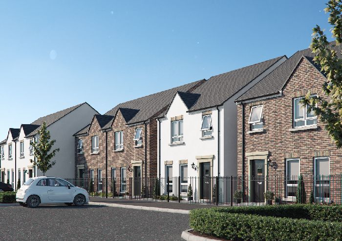 SITE 150 - THE BREEN, BROOKFIELD AVENUE, DUNGANNON