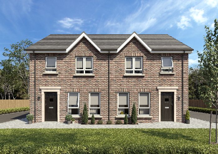 SITE 155 - THE BREEN, BROOKFIELD AVENUE, DUNGANNON