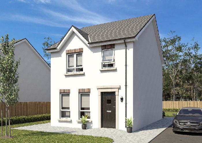 SITE 151 - THE BREENAGH, BROOKFIELD AVENUE, DUNGANNON
