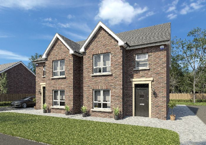 SITE 156 - THE ROSS, BROOKFIELD AVENUE, DUNGANNON