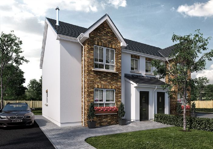 SITE 158 - THE KILLEVY, BROOKFIELD AVENUE, DUNGANNON