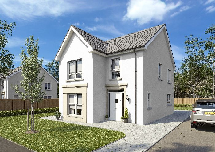 SITE 160 - THE BOURNE, BROOKFIELD AVENUE, DUNGANNON