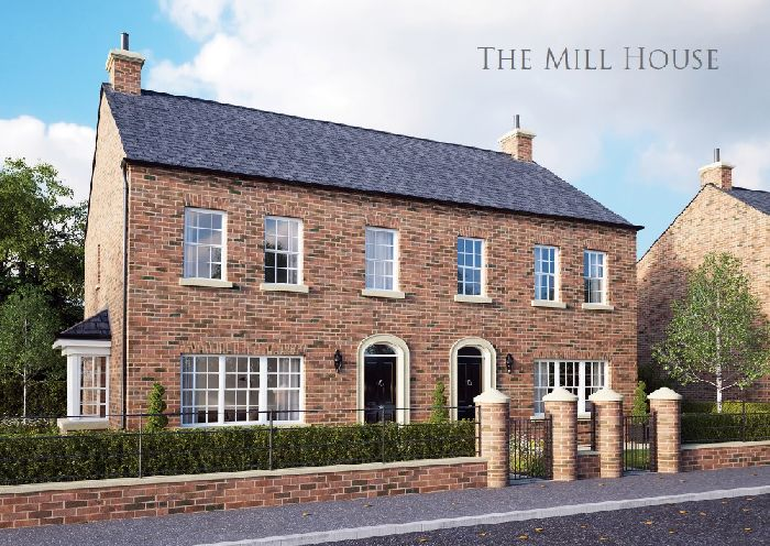 SITE 16, THE MILL HOUSE, OLD CORN MILL, DUNGANNON
