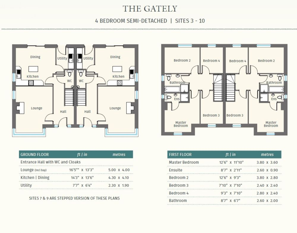SITE 10, THE GATELY, ELM PLACE