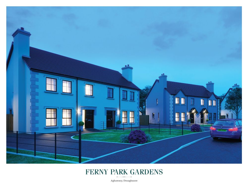 SITE 38, THE CARNTOGHER - HOUSE TYPE B, FERNY PARK GARDENS