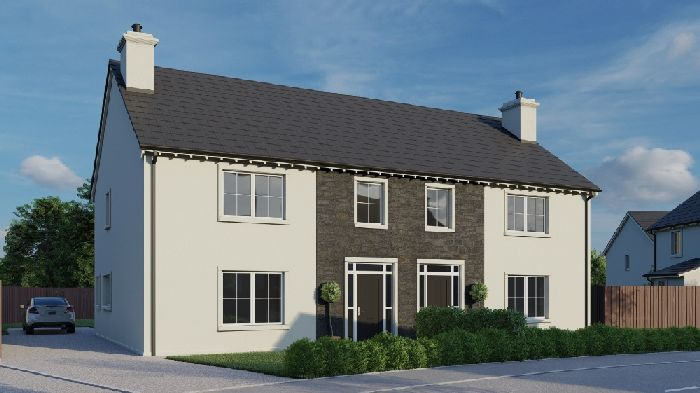 SITE 3 - HOUSE TYPE C, MARLEFIELD, DUNGANNON