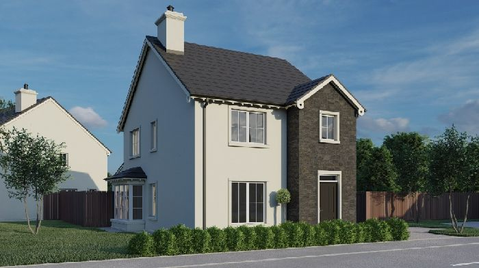 SITE 4 - HOUSE TYPE G1, MARLEFIELD, DUNGANNON