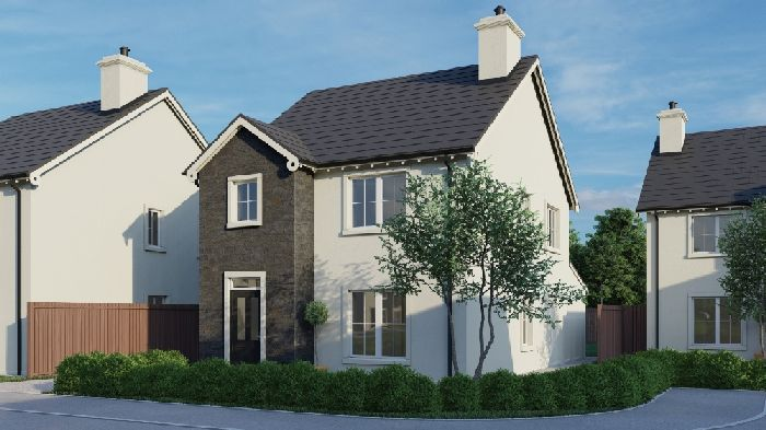 SITE 6 - HOUSE TYPE G, MARLEFIELD, DUNGANNON