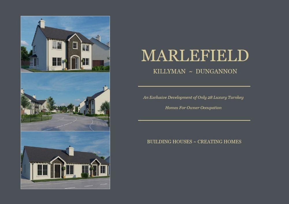 SITE 9 - HOUSE TYPE E, MARLEFIELD