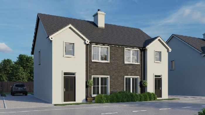 SITE 12 - HOUSE TYPE D, MARLEFIELD, DUNGANNON