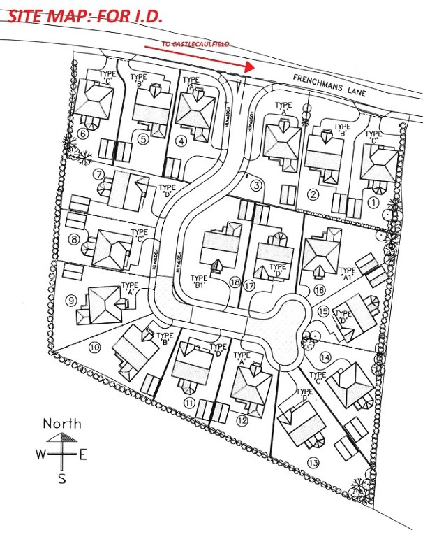 SITE 17, HOUSE TYPE D, CASTLEVIEW MANOR