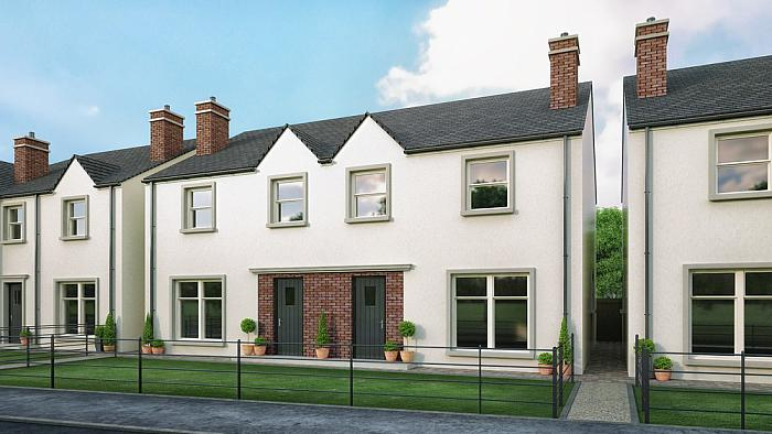 24 BLACKWATER MANOR, DUNGANNON