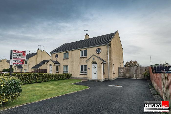16 THE ELMS, DUNGANNON