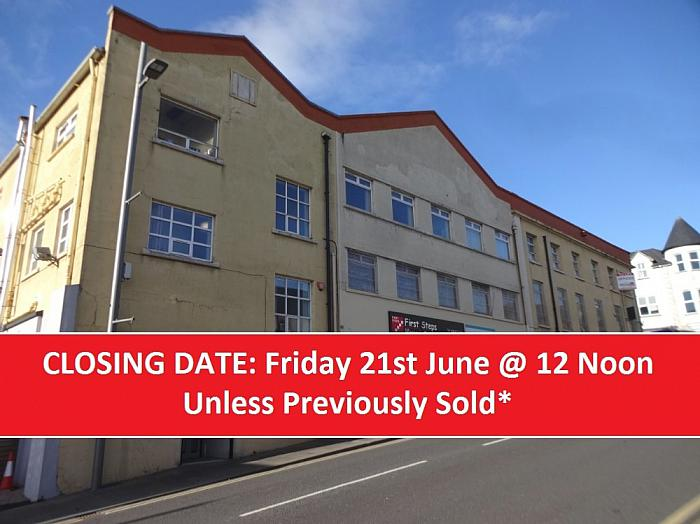 4 SAVINGS BANK STREET, DUNGANNON