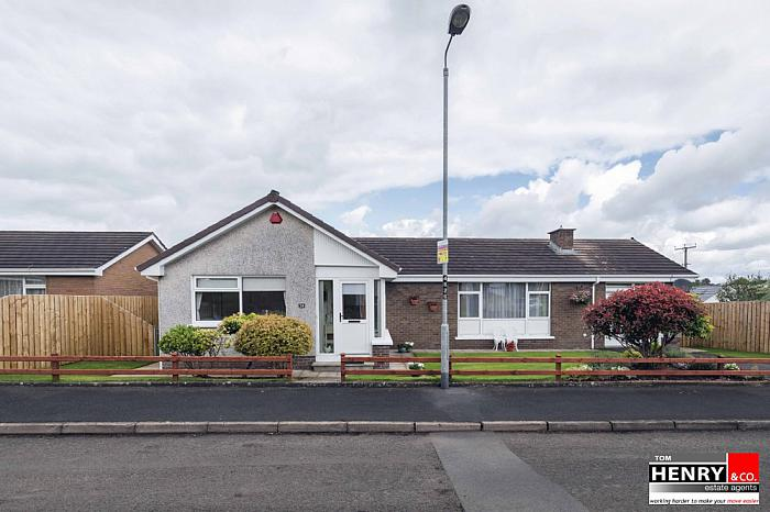 24 RANFURLY HEIGHTS, DUNGANNON