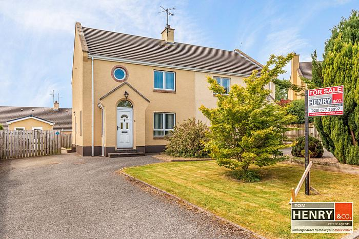 46 THE ELMS, DUNGANNON