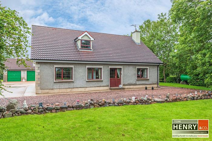 10 BACK LOWER ROAD, DUNGANNON