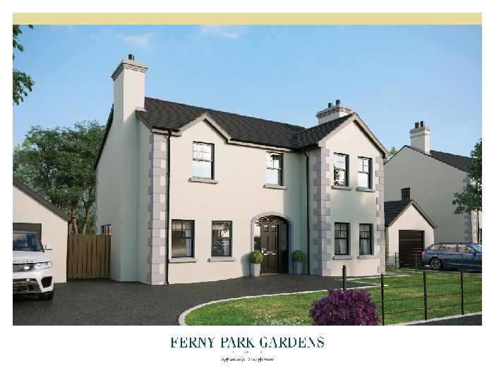 SITE 51, THE GALLION - HOUSE TYPE D, FERNY PARK GARDENS, DONAGHMORE