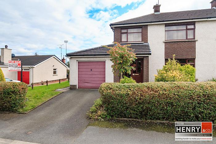 23 RANFURLY CRESCENT, DUNGANNON