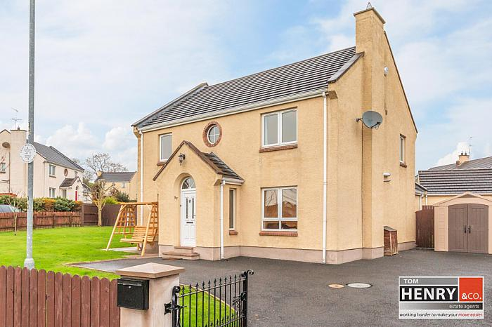 27 THE ELMS, DUNGANNON